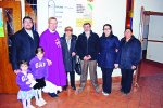 Four generations of the Zucca family, who came to Canada from Buenos Aires nearly 40 years ago, before settling in Aurora in 1992, celebrated the appointment of Argentinian Cardinal Jorge Bergoglio as Pope Francis at Our Lady of Grace on Sunday.