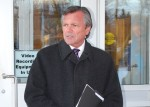 Newmarket-Aurora MPP Frank Klees delivered his message to local politicians and immediately affected residents outside Newmarket Town Hall on Thursday night, but his legislation, if passed, could have future consequences in both halves of his riding.