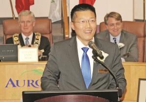 Councillor Harold Kim