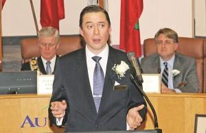 Councillor Jeff Thom