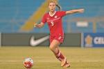 2015 CONCACAF Women's Under-20 Championship 11 December 2015 - San Pedro Sula, HON Canada Soccer by Mexsport  Sarah Stratigakis